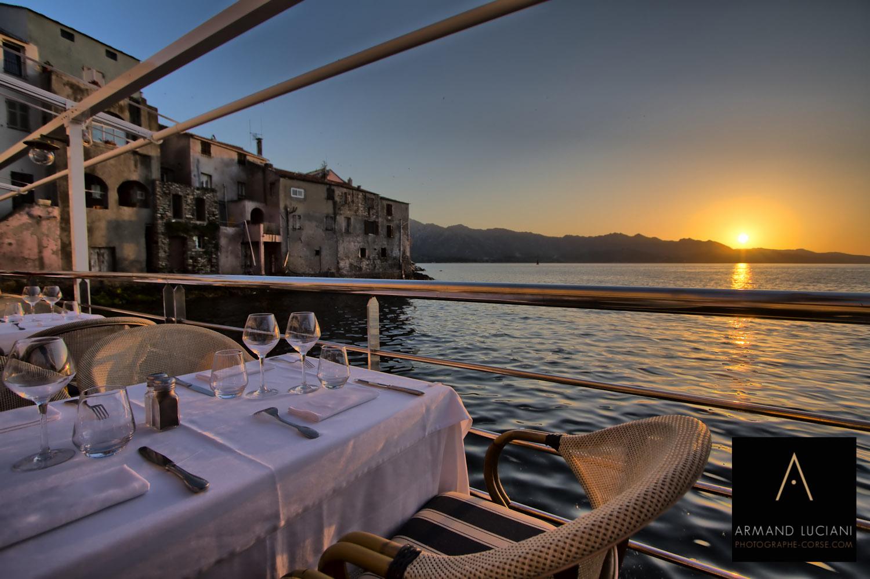 Restaurant St Antoine Nebbiu Corse