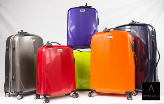 """Packshot pour valises """"Tekmi"""""""