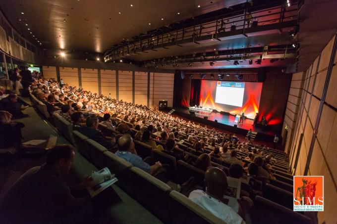 Congrès de la SIMS à La Défense (Paris)