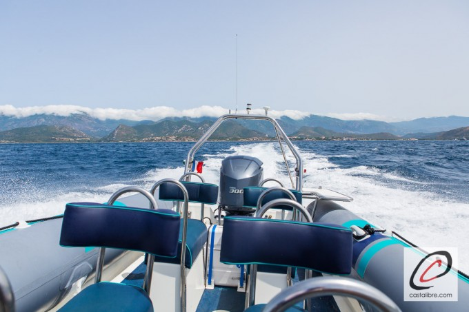 Speed Boat Saint Florent