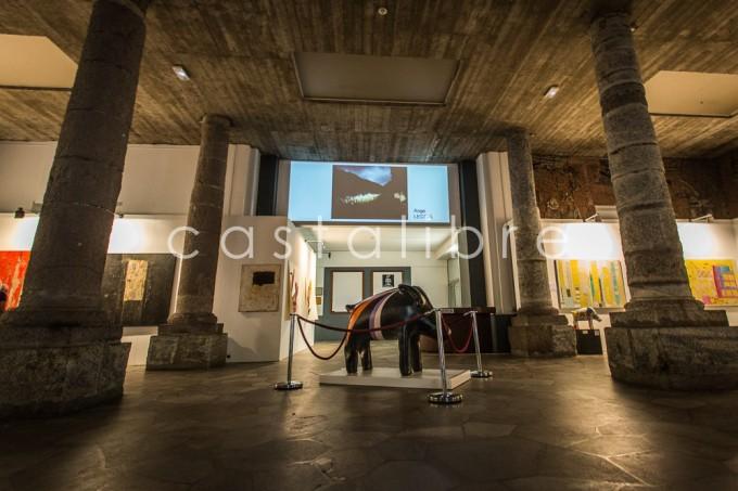 Exposition Cors'Odissea au Théâtre de Bastia