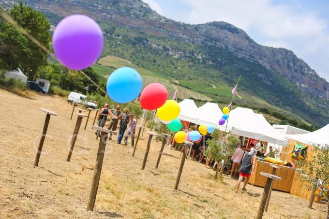 Corsican Woodstock 2015
